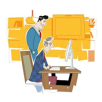 Opstarten van bedrijven en communicatie