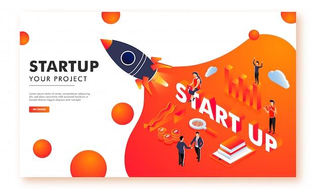 Opstartreactie van startende bedrijven