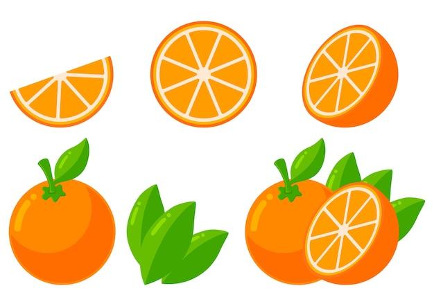 Orang-fruitstel