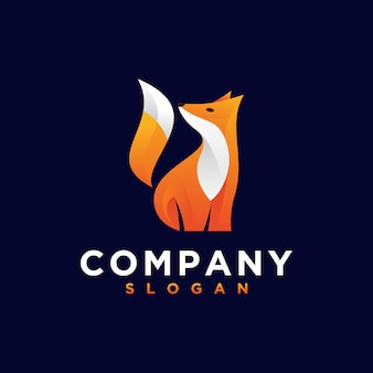 Oranje fox-logo