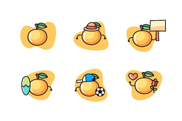 Oranje illustratiereeks