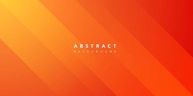 Oranje kleur met streep textuur achtergrond