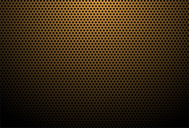 Oranje koolstofvezel textuur achtergrond