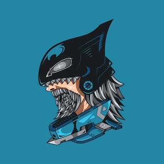 Orca evolution illustratie