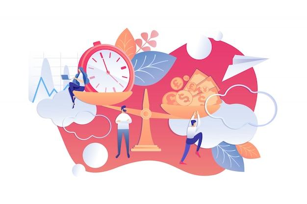 Organisatorische principes effectieve dagelijkse routine.