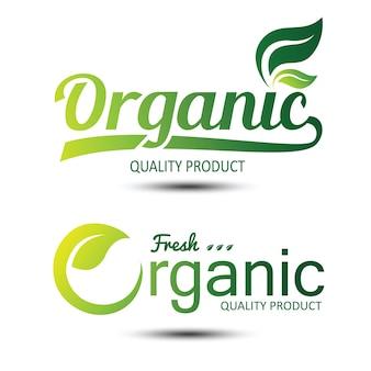 Organisch label