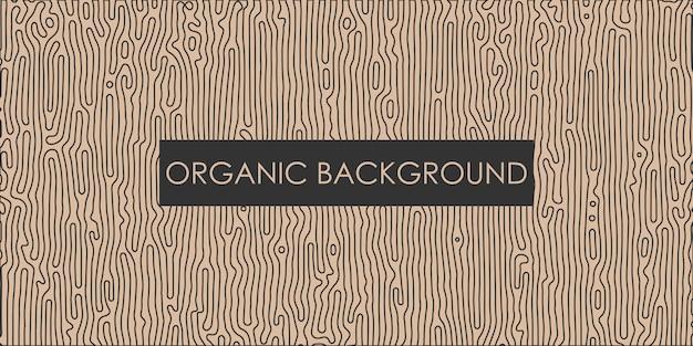 Organisch lijntekeningenbehang. minimale stijl. turing generatief