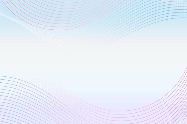 Organische minimalistische achtergrond