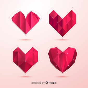Origami-hart-pack