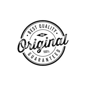 Originele typografie voor t-shirt afdrukken.