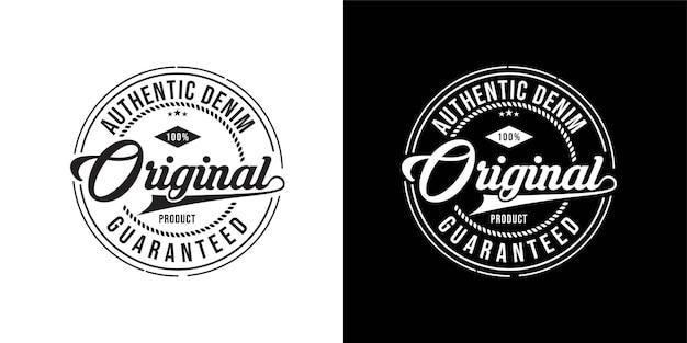 Originele typografie