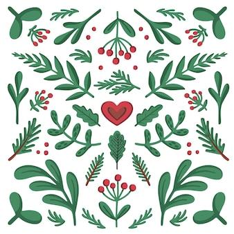 Ornament in scandinavische stijl