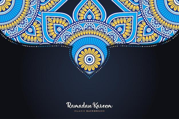 Ornament mooie achtergrond geometrische cirkelelement
