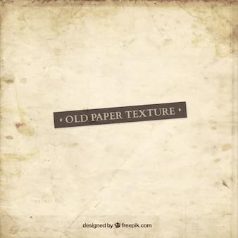 Oud papier textuur