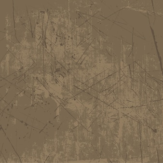 Oude grungeachtergrond met gekraste textuur