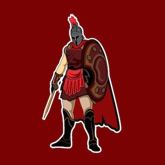 Oude romeinse leger