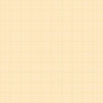 Oude sepia millimeterpapier vierkante netachtergrond.