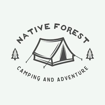 Outdoor campinglogo
