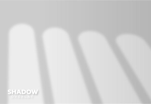 Overlay-effect voor vensterschaduw