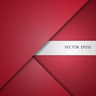 Overlay rode laag op rode donkere ruimte achtergrond