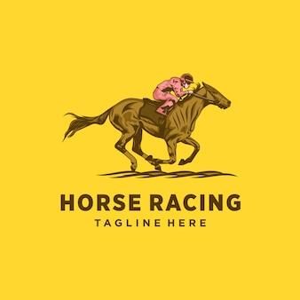 Paardenrennen ontwerp