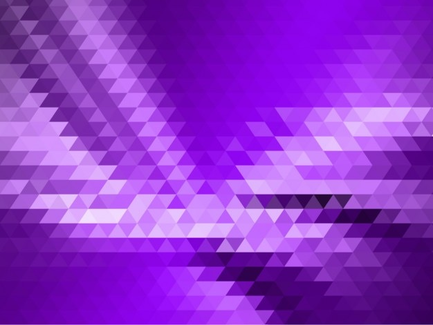 Paars driehoekige achtergrond