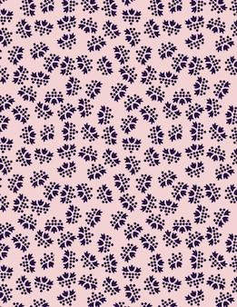 Paars en roze patroonachtergrond