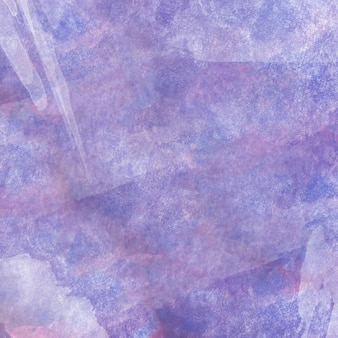 Paarse abstracte aquarel achtergrond