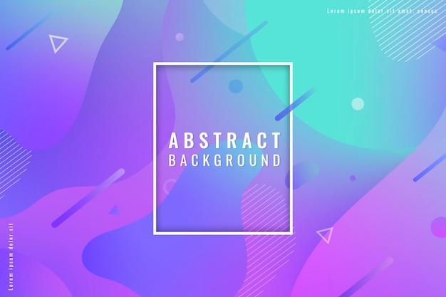 Paarse abstracte naadloze patroon achtergrond