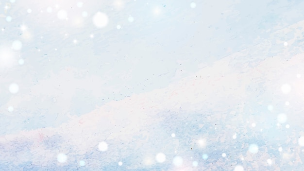 Paarse aquarel verloop met bokeh lichte achtergrond