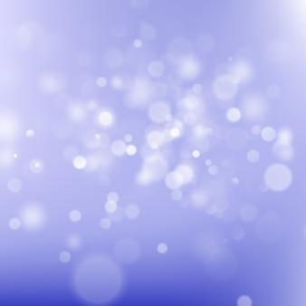 Paarse glitter intreepupil lichten achtergrond.
