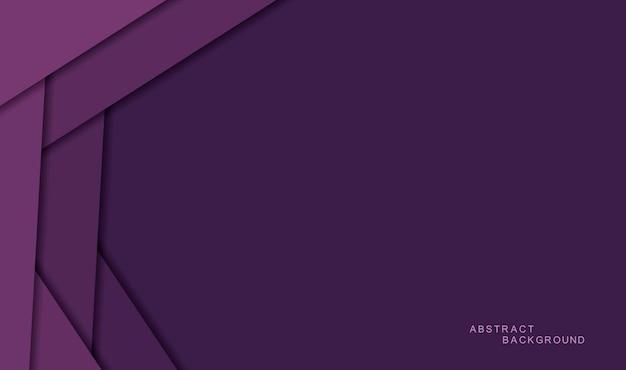 Paarse of violette abstracte achtergrond met schaduwen