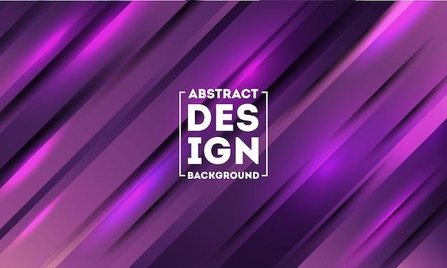 Paarse vector achtergrond overlappen paarse laag op paarse donkere ruimte achtergrond