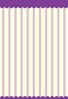 Paarse verticale strepen patroon achtergrond