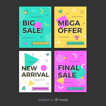 Pack van memphis verkoop banner