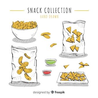 Pack van snacks