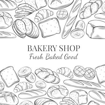 Pagina voor bakkerij