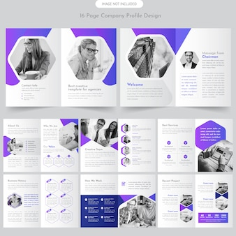 Paginabedrijfsprofiel brochure