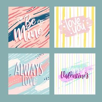 Pak van valentijnsdag verkoop instagram post
