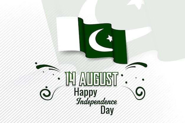 Pakistan independence day 14 augustus