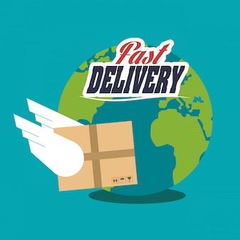 Pakket en levering