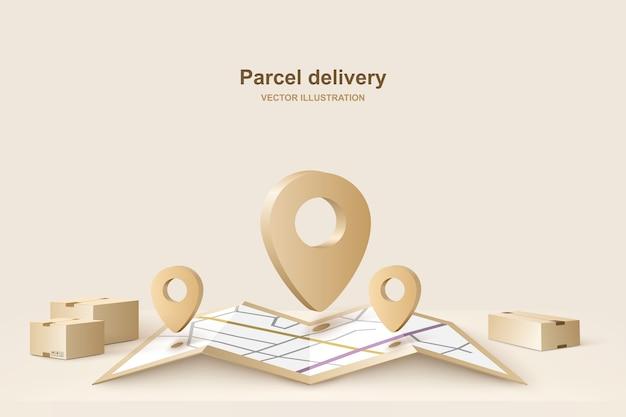 Pakket levering