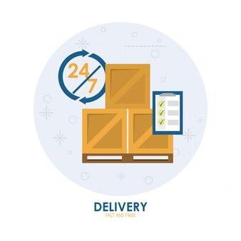 Pakket pictogram