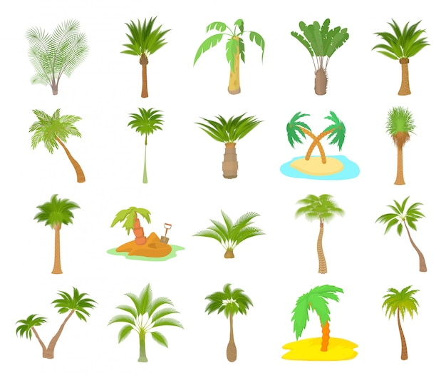 Palm pictogrammenset