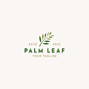 Palmblad logo