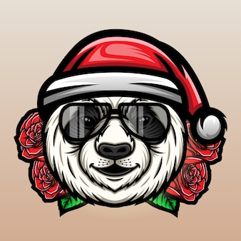 Panda kerst