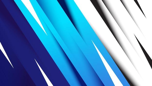 Papier gesneden diagonale streep achtergrond