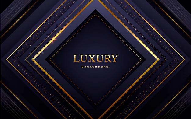 Papier stijl luxe achtergrond