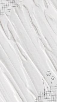 Papier textuur behang achtergrond vector