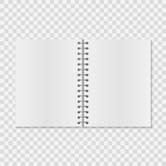 Papieren notitieboek